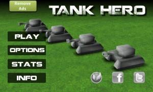 Tank Hero für Android