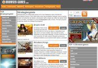 Browsergames können Spaß machen