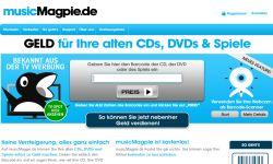 CDs verkaufen auf Music Magpie