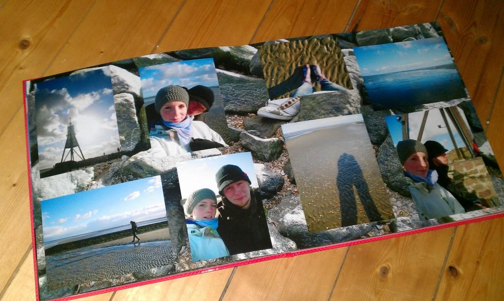 CEWE Fotobuch Inhalt 2