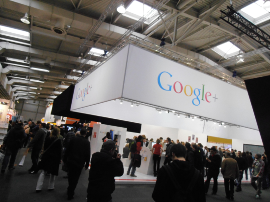 Google Stand CeBIT
