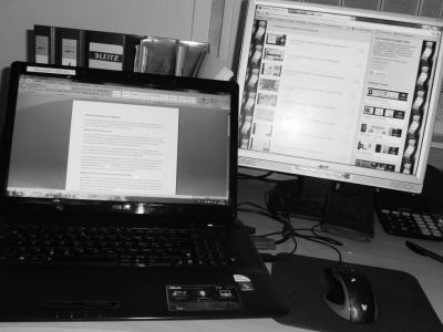 zwei-monitore