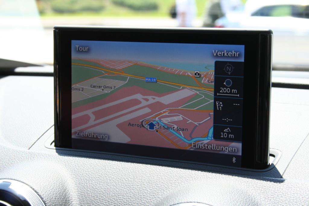 Audi A3 2012 Navigation