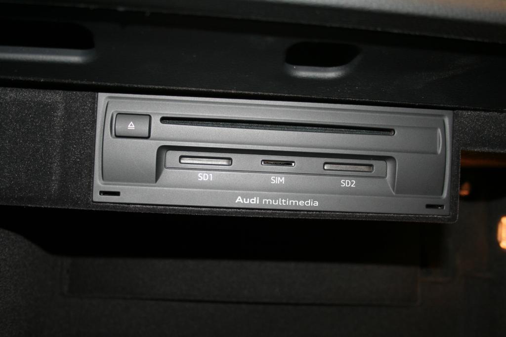 Audi A3 2012 Zentralrechner