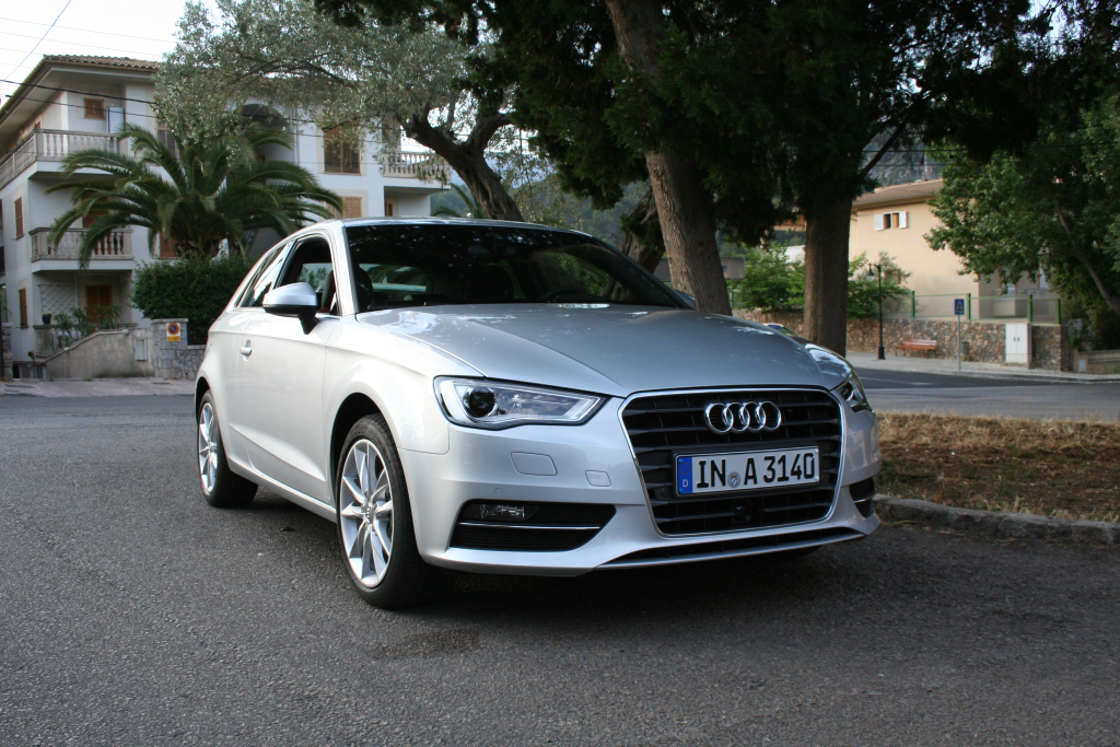Audi A3 Mallorca 2012
