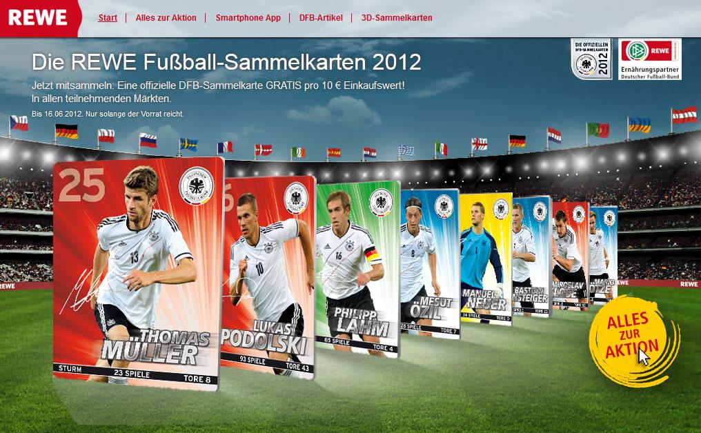 DFB Sammelkarten