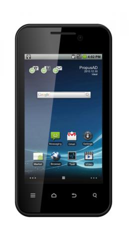 ZTE Atlas Smartphone