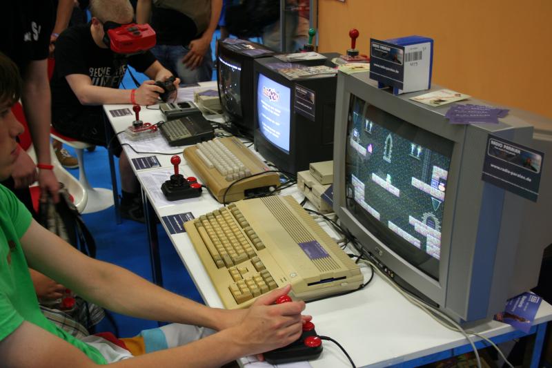 Gamescom 2012 Klassiker