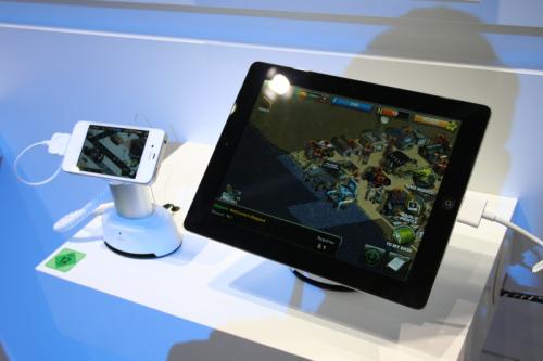 Gamescom 2012 Mobile Games