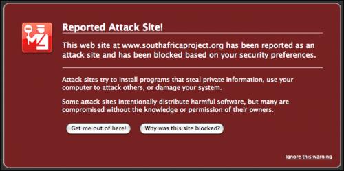 malware-webseite