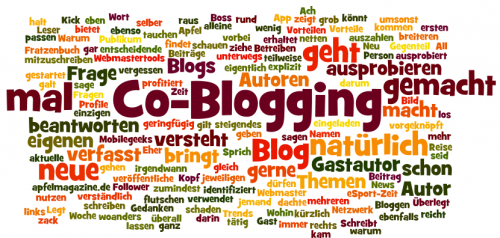 co-blogging