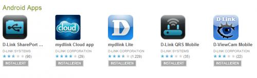 dlink-apps