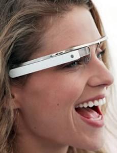 So sieht die Google Glass aus