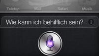 Männliche Siri Stimme iOS 7