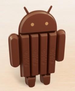 Mit dem Nexus 5 kommt auch Android 4.4 KitKat