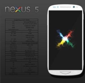 Das neue Nexus 5 im Überblick