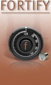 Das Logo der HP Tochter Fortify