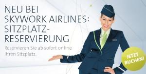 Flysky Work bietet Flüge ab Bern-Belp Flüge in über 20 europäische Ziele an