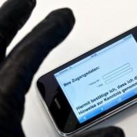 Smartphone Angriff