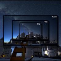 Ultra HD Größe