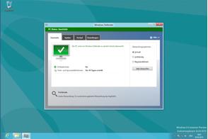 Windows Defender seit Windows 8 Bestandteil des Betriebssystems
