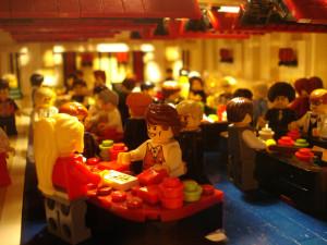 Lego Casino-Szene