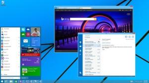 So sieht die Vorschau des Windows-Updates aus