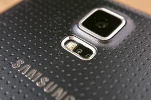 Die Kamera des Samsung Galaxy  S5