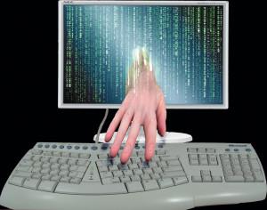 Es werden immer häufiger Fremdzugriffe auf Computer, Smartphones und Tablets registriert