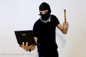 Cyberkriminelle sind gut getarnt und können nur schwer identifiziert werden