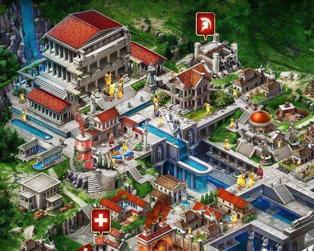 Game of War - Fire Age Screenshot