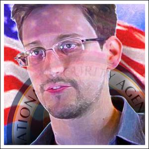 """Edward Snowden - der """"Whistleblower"""" für die einen ist er ein Volksheld und für die anderen der Staatsfeind Nummer 1 © DonkeyHotey - flickr.com"""