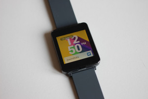 LG G Watch – Android Wear Smartwatch
