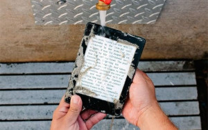 Kobo Aura H2O – Der wasserfeste E-Book-Reader