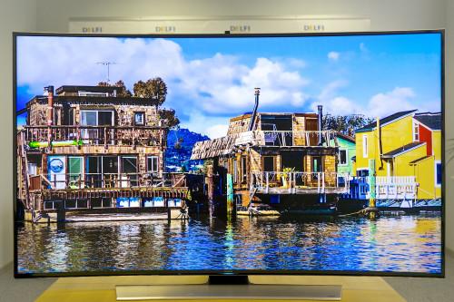 Samsung Ultra-HD Fernseher