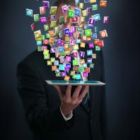 Viele Apps benötigen mobiles schnelles Internet
