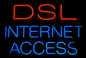 DSL Internet Access