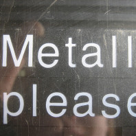 Metall bedrucken
