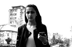 Smartphone Teenager