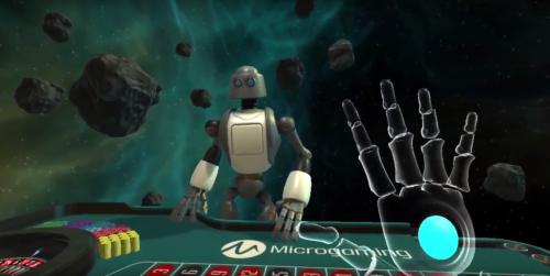Virtuelles Roulette von Microgaming