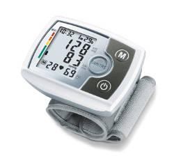 Handgelenk Blutdruckmessgeraet