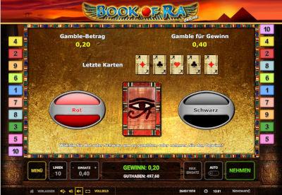 Gamble Modus Book of Ra Deluxe