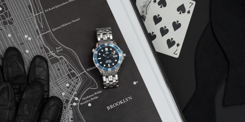 James Bond Armbanduhren