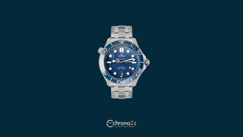 Omega Seamaster 300 aus Casino Royale